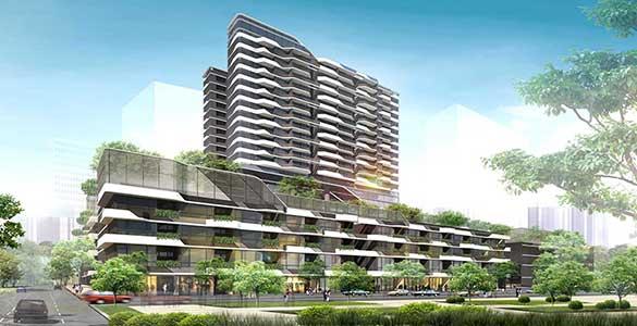 Riverin Thủ Thiêm Hongkong Land