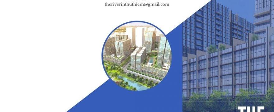 Phòng kinh doanh The Riverin Thủ Thiêm