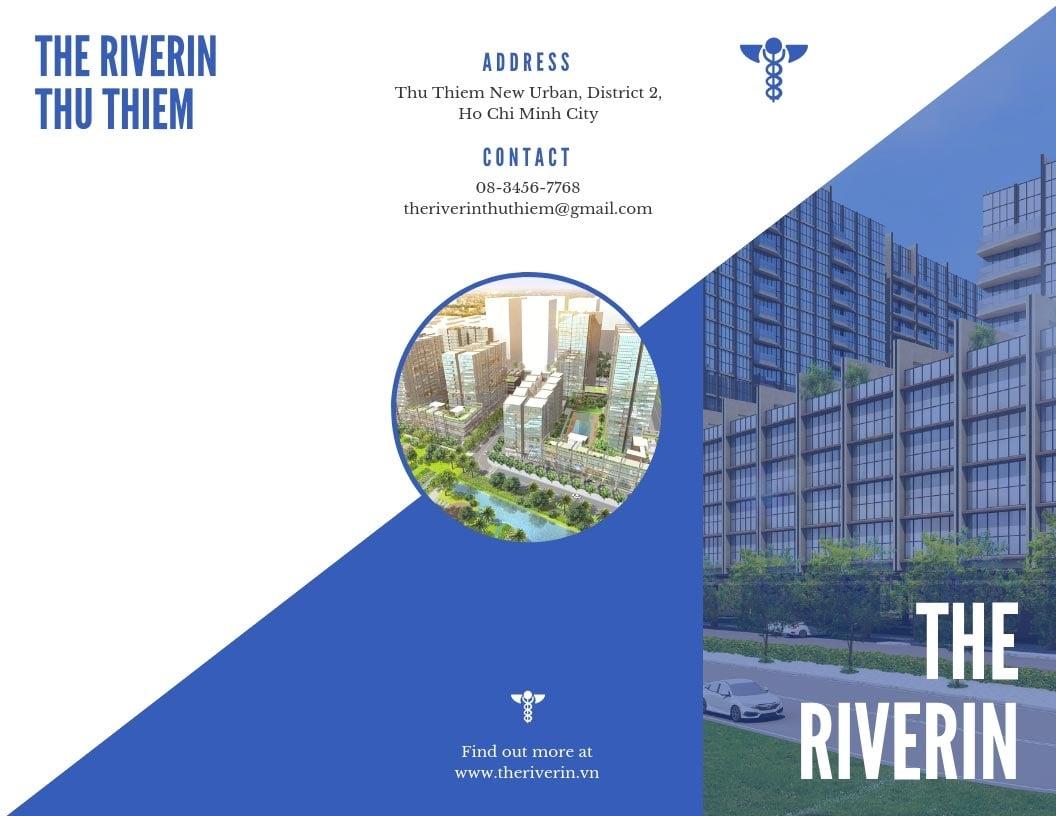 Phòng kinh doanh The Riverin Thủ Thiêm của Hongkong Land