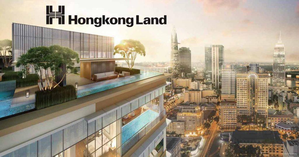 Hongkong Land là chủ đầu tư dự án The Marq
