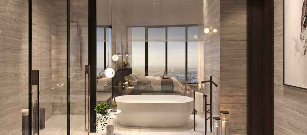 Nhà tắm căn hộ The River Thủ Thiêm